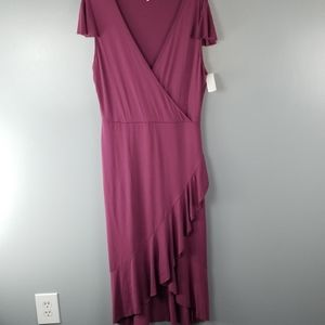 NWT Juicy Couture Maxi Dress size large